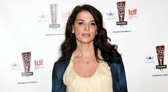 NEW YORK, NY - MAY 01: Annabella Sciorra attends the 26th Annual Lucille Lortel Awards at NYU Skirball Center on May 1, 2011 in New York City. (Photo by Steve Mack/Getty Images)