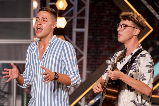 Jack and Joel will return as a wildcard act