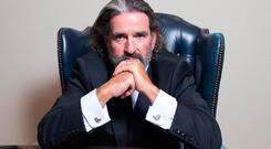 Johnny Ronan wants to leave a legacy of iconic buildings in Dublin. Photo: Tony Gavin