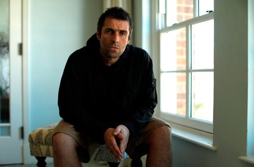 It seems like Liam Gallagher has been fronting a 24-hour campaign to promote his first solo album for an eternity