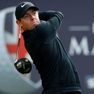 Rory McIlroy. Photo: Lee Smith