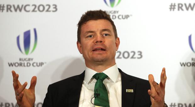 Brian O'Driscoll revelling in the success of Irish rugby in 2018