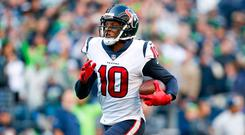DeAndre Hopkins. Photo: Joe Nicholson/USA Today Sports
