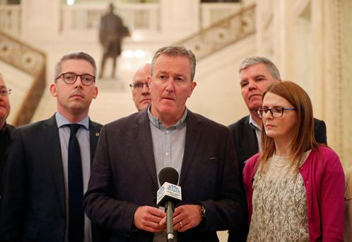 Northern Ireland talks break up without deal
