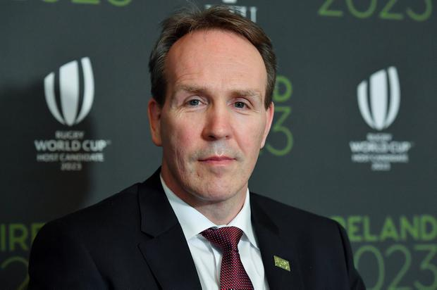 Ireland 2023 Oversight Board member Kevin Potts. Photo: Brendan Moran/Sportsfile