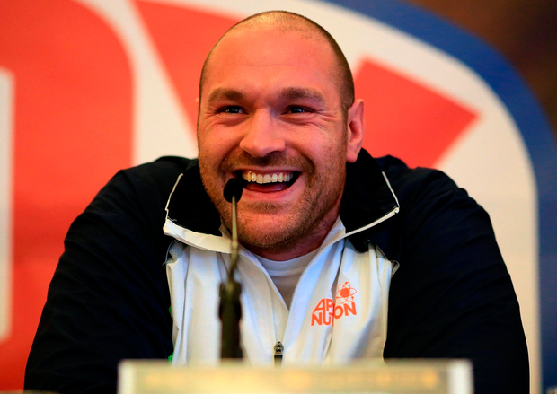 Tyson Fury 'Will Return To The Ring On June 9 In Manchester'