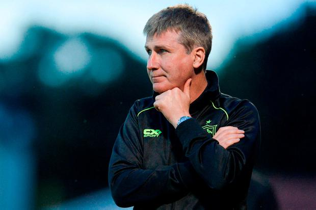 Dundalk manager Stephen Kenny. Photo: Oliver McVeigh/Sportsfile