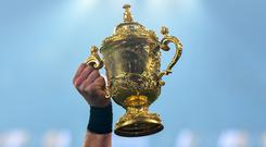 Ireland yesterday came last of the three bidders when the Rugby World Cup Ltd's technical review group recommended that South Africa is its preferred host, with France second. Photo: Stephen McCarthy/SPORTSFILE