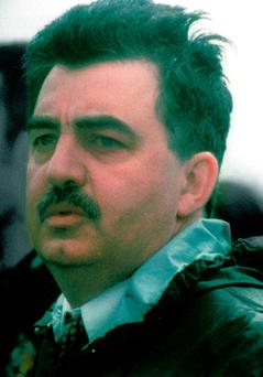 Seamus McGrane is only the second person convicted of directing a terrorist organisation in Ireland