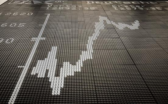 European stocks held at five-month highs yesterday. Photo: AFP/Getty Images