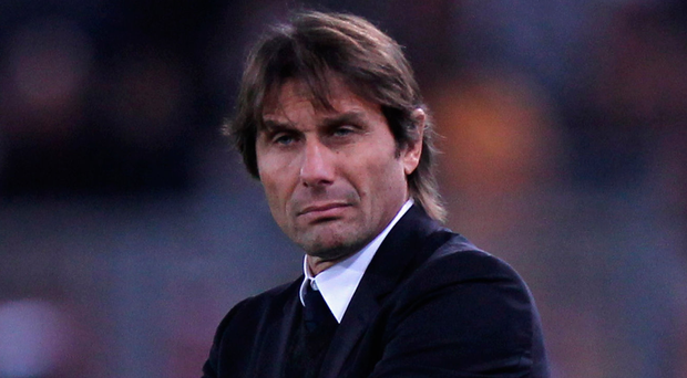 Conte: Difficult run. Photo: Getty Images