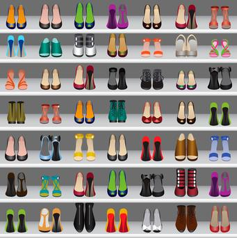 'Ours is a struggle for the ages: Obstinate women versus unyielding shoes'