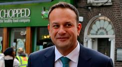 Taoiseach Leo Varadkar. Photo: Mark Condren
