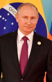 Russian President Vladimir Putin. Photo: Getty Images