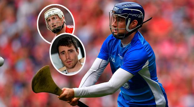 Stephen O'Keefe, Pa Horgan and Conor Whelan were all nominated