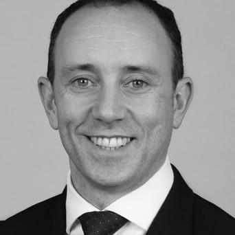 Conall McDevitt, CEO of Hume Brophy