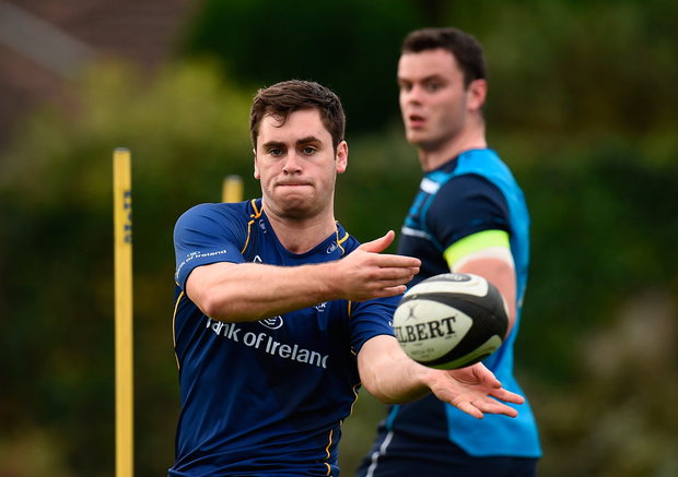 Leinster's Conor O'Brien