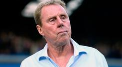 Harry Redknapp manager of Birmingham City during the Sky Bet Championship match between Birmingham City and Bolton Wanderers at St Andrews (stadium) on August 15, 2017 in Birmingham, England. (Photo by James Baylis - AMA/Getty Images)
