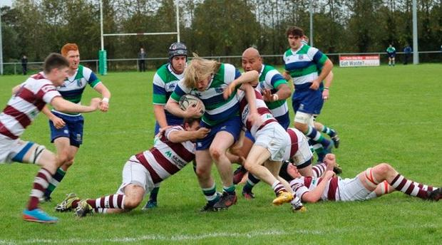 Philly Dwane against Tullow