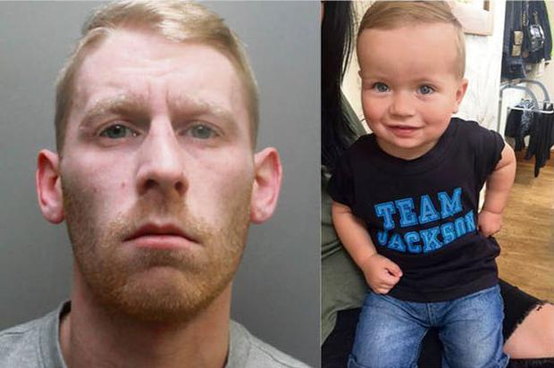 Craig Smith, (28), has been found guilty of the murder of his girlfriend's son Teddy Tilston, (2), and of causing actual bodily harm to his twin sister Cassidy. Photo: Merseyside Police/PA Wire