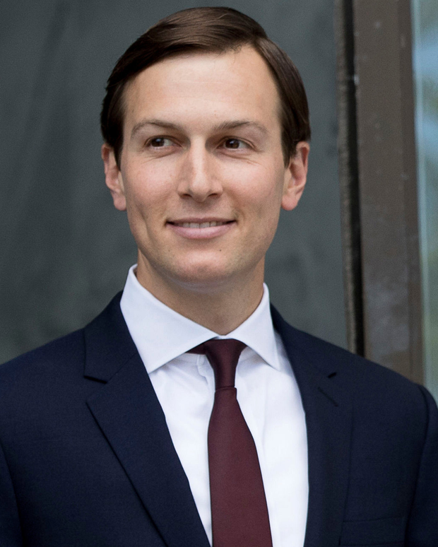 Jared Kushner. Photo: AP