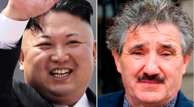Deputy John Halligan wants to discuss democracy with the North Korean government