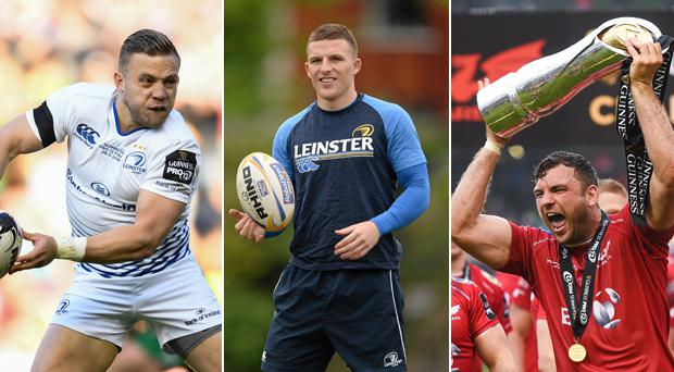 Ian Madigan, Andrew Conway and Tadhg Beirne all came through the system in Leinster
