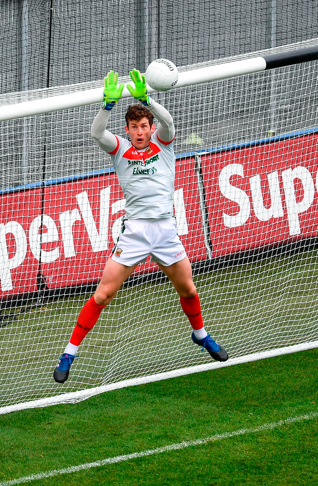 Mayo goalkeeper David Clarke was close to perfect this year. Photo by  Stephen McCarthy  fe46b6a03