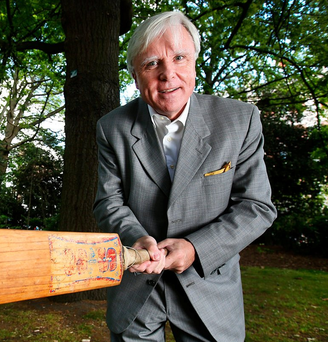 Hotelier Francis Brennan used willpower to control his diabetes. Photo: Steve Humphreys