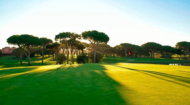 Iberostar Real Novo Sancti Petri Golf Club is one of Spain's outstanding complexes Photo: Richard Kohler