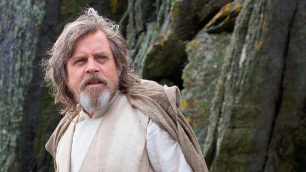 Mark Hamill talks about Luke and the Dark Side