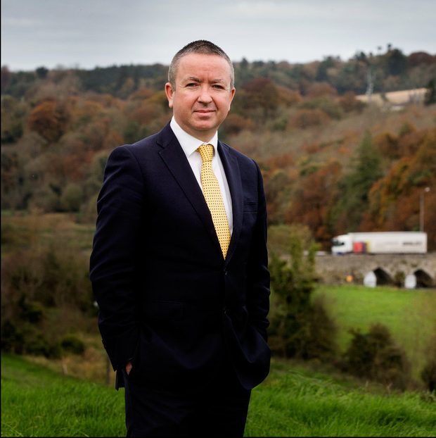 Gary O'Meara, who heads up Boyne Valley Food Innovation District (BVFID) Picture: David Conachy