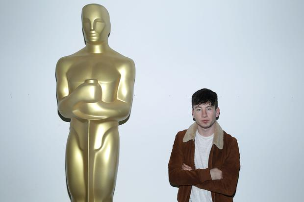 Actor Barry Keoghan attends The Academy of Motion Picture Arts & Sciences official academy screening of