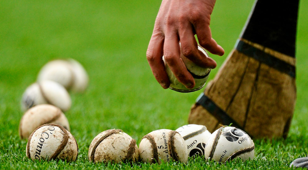 Referee Paud O'Dwyer from Carlow sent off Ballinderreen full-forward David O'Connor following an off-the-ball incident. (stock picture)