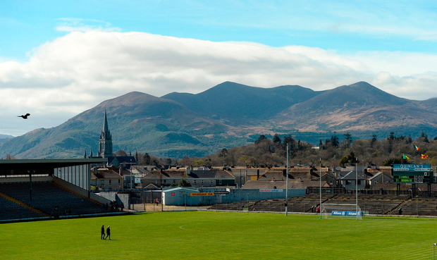 The iconic Fitzgerald Stadium in Killarney would be a great venue for a Rugby World Cup match. Photo by Cody Glenn/Sportsfile