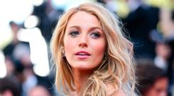 Blake Lively pictured at the Cannes Film Festival in 2014. Photo: Getty Images