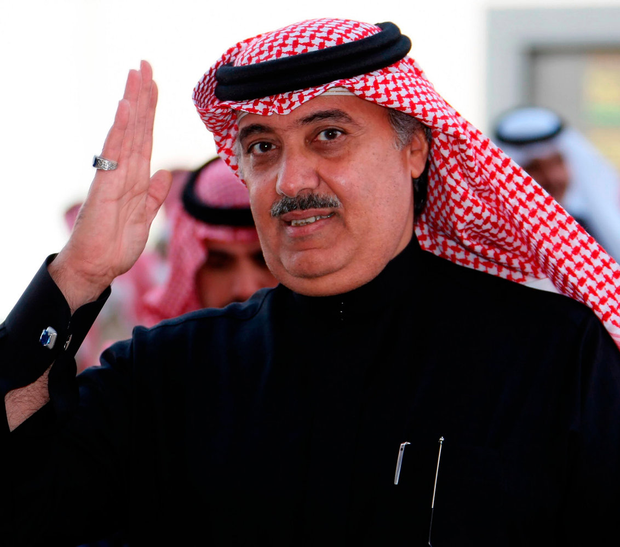 Prince Miteb bin Abdul Aziz. Photo: Getty Images