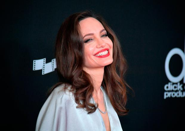 Honoree Angelina Jolie attends the 21st Annual Hollywood Film Awards at The Beverly Hilton Hotel on November 5, 2017 in Beverly Hills, California. (Photo by Neilson Barnard/Getty Images)