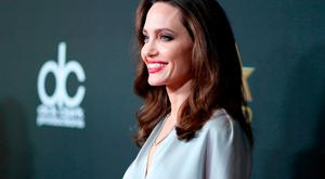 Angelina Jolie attends the 21st Annual Hollywood Film Awards at The Beverly Hilton Hotel on November 5, 2017 in Beverly Hills, California. (Photo by Christopher Polk/Getty Images for HFA)
