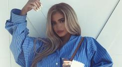 Kylie Jenner. Picture: Instagram