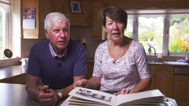 Golden: Our 50 Years of Marriage, RTE One. Michael and Mary Burns