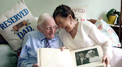 Golden: Our 50 Years of Marriage, RTE One. Joan and Pierce Butler