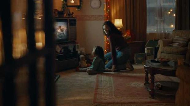 Sky Cinema Christmas ad 2017
