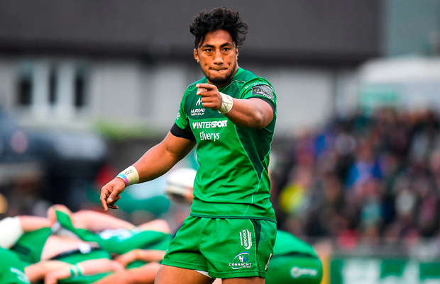 f7dfd6acd2b Bundee Aki is in line to make his Ireland debut at 27 this weekend if  selected