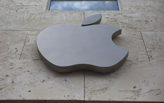 In 2013, Apple was accused by two of America's most senior politicians of using Ireland to help cut its global tax bill to almost zero. Photo: Getty Images
