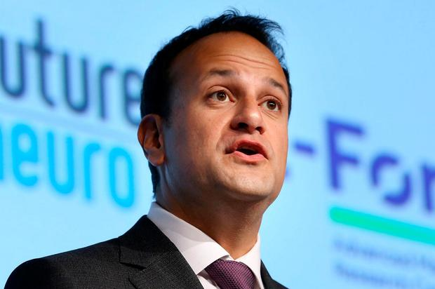 Taoiseach Leo Varadkar. Photo: Frank McGrath