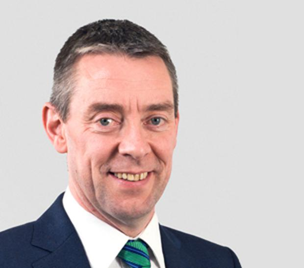 Donal Murphy, CEO of DCC