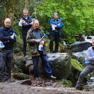 Killarney National Park is teaming up with Killarney Chamber of Tourism and Commerce, Haven Pharmacy and the Irish Men's Sheds Association to help manage the rhododendrons this week.