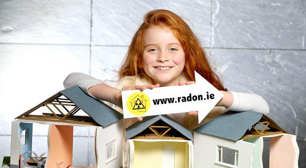 Testing for radon is easy