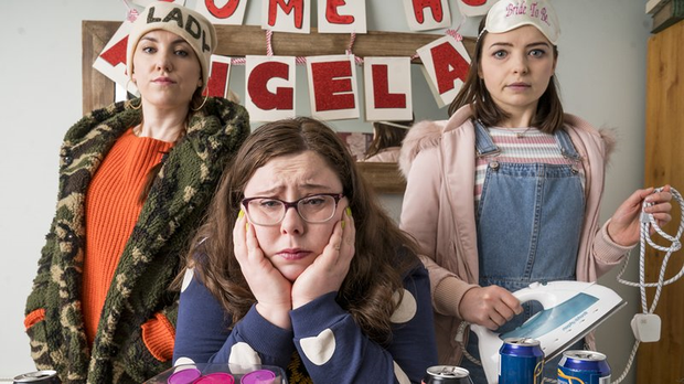 Nowhere Fast starring Alison Spittle starts on RTE 2 on Monday at 10pm